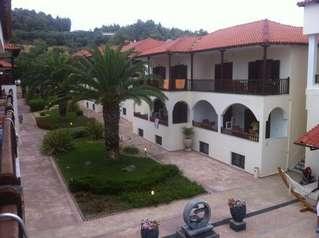 отель Possidi Paradise 4*