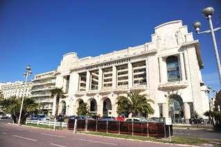 отель Palais de la Mediterranee 5*