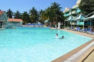 отель Islazul Mar del Sur 2*