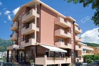 отель Fineso Budva 3*