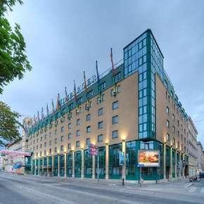 отель Arcotel Wimberger 4*