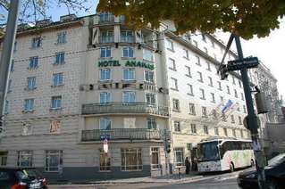 отель Austria Trend Hotel Ananas 4*