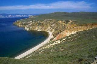 залив Баян-Шунген
