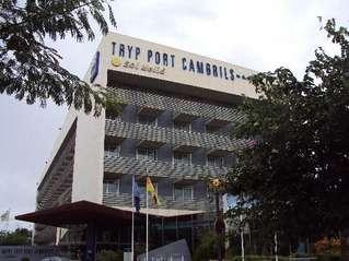 отель Tryp Port Cambrils 4*