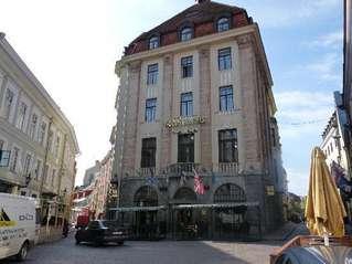 отель Barons 4*