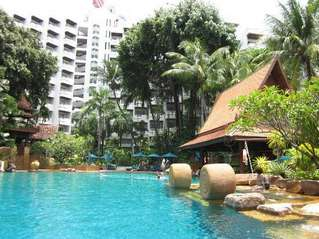 отель Pattaya Marriott Resort & Spa 4*