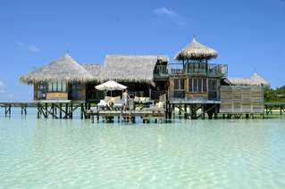 отель Gili Lankanfushi 5*