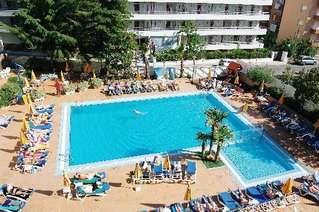 отель Oasis Tossa 4*
