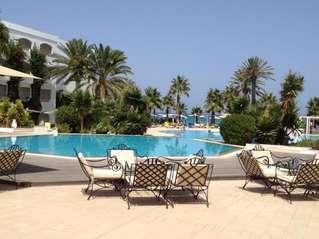 отель Thalassa Mahdia 4*