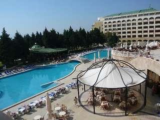 отель SOL Hotel Nessebar Palace 4*