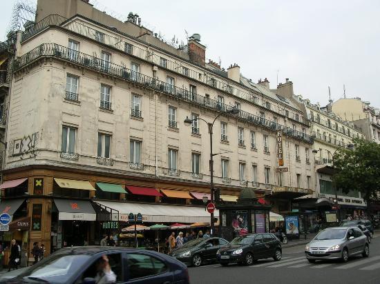 Отель Brebant 3*