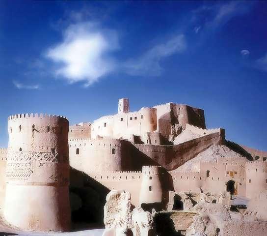 Крепость Арк-е Бам