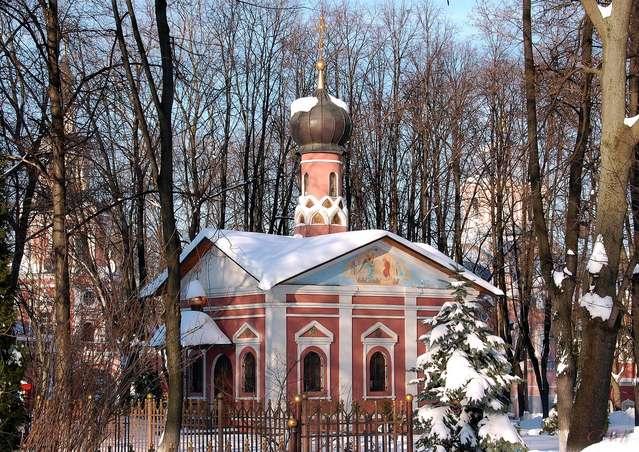 Церковь Патриарха Тихона