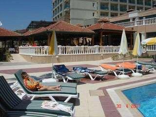 отель Justiniano Club Alanya 4*