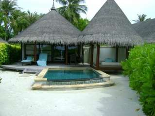 отель Four Seasons Resort at Kuda Huraa 5*