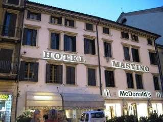 отель Mastino Hotel Verona 3*