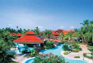 отель Meritus Pelangi Beach Resort & Spa 5*