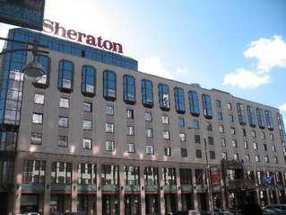 отель Sheraton Palace 5*
