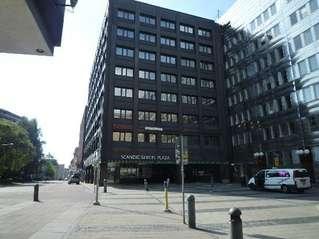 отель Scandic Sergel Plaza 4*