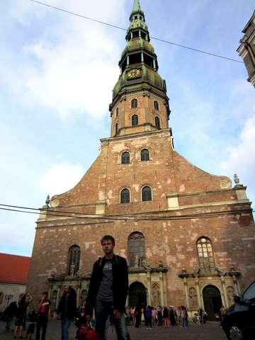 Домский собор, Рига, Латвия.