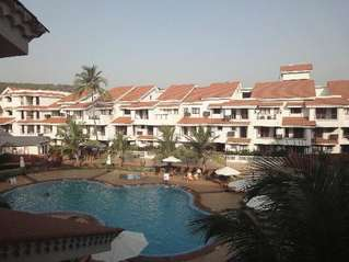 отель Riviera De Goa Resort 4*