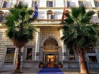 отель Savoy Hotel Rome 4*