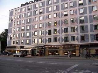 отель Scandic Malmen 4*