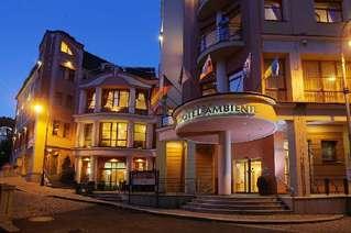 отель Ambiente Spa Hotel 4*