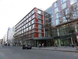 отель Andel's hotel & Suites Prague 4*