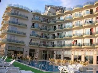 отель Arora Hotel 4*