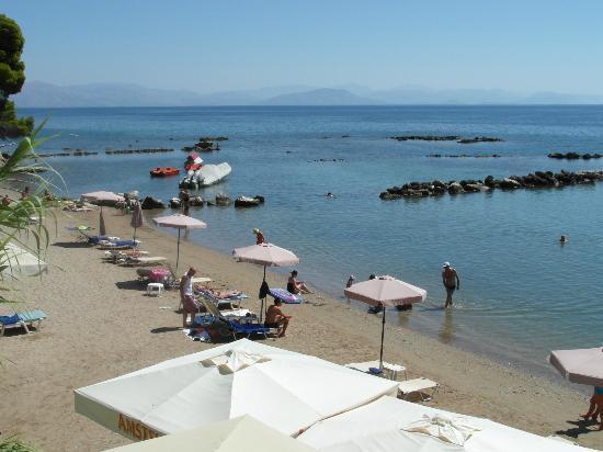 Corfu holiday palace 5 о корфу канони