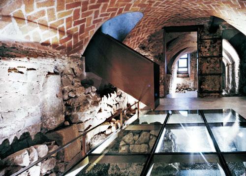 Первый зал Старой синагоги