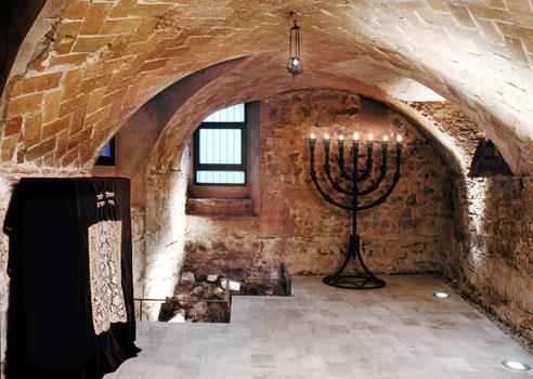 Второй зал Старой синагоги