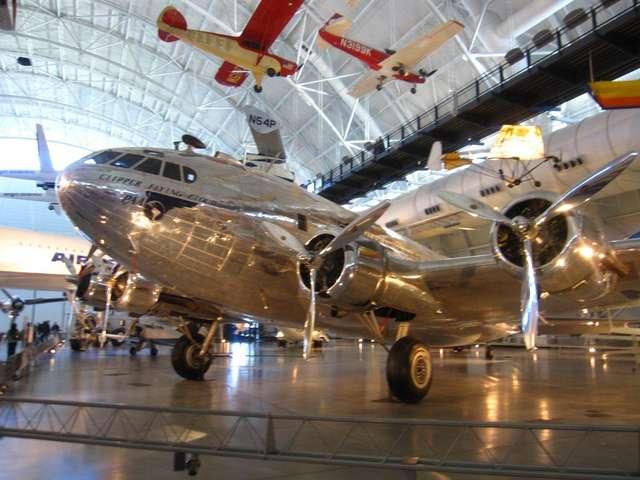 Национальный музей авиации и космонавтики в Вашингтоне