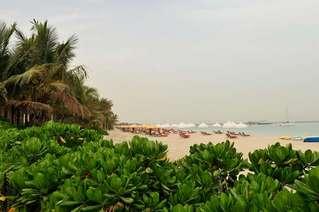 Пляжи в Дубае