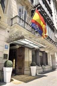 отель Catalonia Plaza Cataluna 4*
