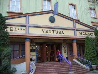 отель Ventura 3*