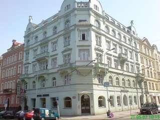 отель Union Prague 4*