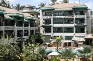отель Chaba Cabana Beach 4*