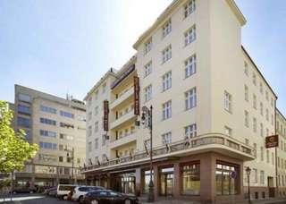 отель Clarion Hotel Prague Old Town 4*