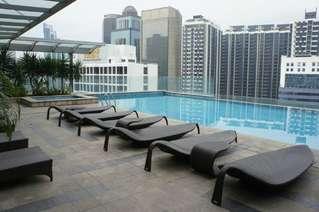 отель Fraser Place Kuala Lumpur 5*
