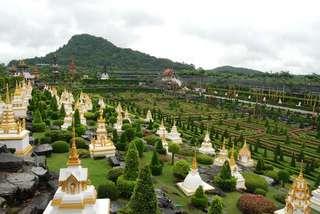 Самое красивое место в парке Нонг Нуч