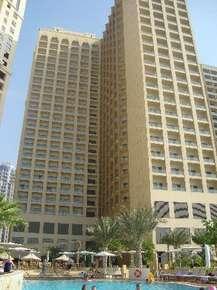 отель Amwaj Rotana - Jumeirah Beach Residence 5*