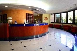 отель Best Western Blu Hotel Roma 4*