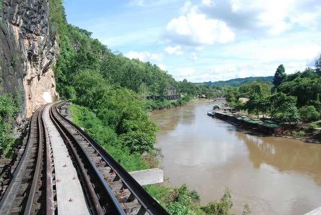 Дорога Смерти в Таиланде