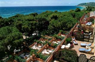 отель Hotel Castello (Forte Village) 5*