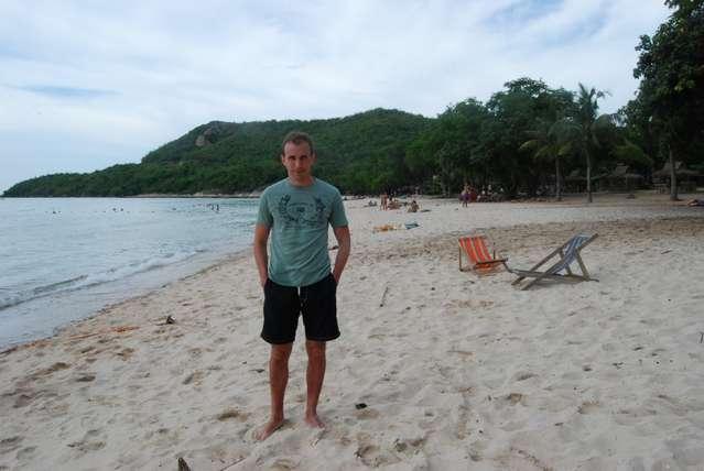 Пляж Сай Кео на полуострове Саттахип