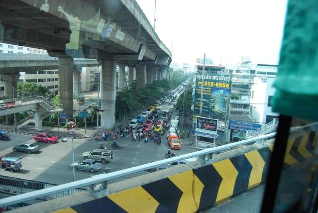 На подъездах к Бангкоку
