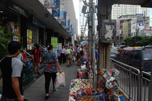 Самые обычные улицы Бангкока