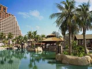 отель Central Wong Amat 4*